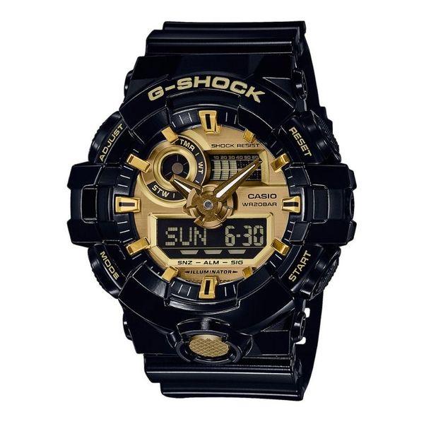 Casio g shock ga 710gb 1aer czarny z%c5%82oty autoryzowany sprzedawca gwarancja oryginalno%c5%9bci oryginalny