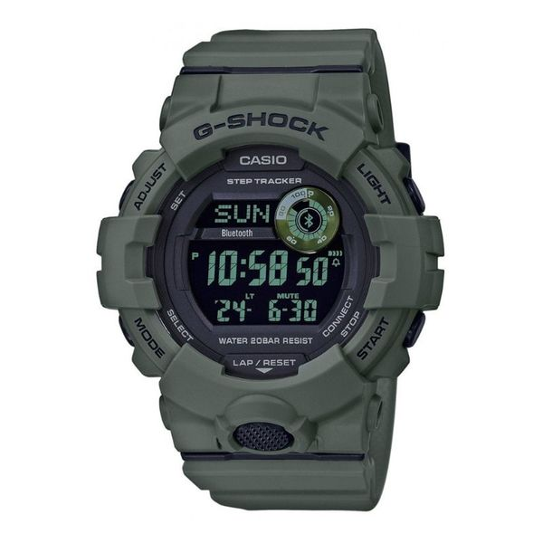 Zegarek meski casio g shock gbd 800uc 3er zielony licznik krok%c3%b3w polska gwarancja orygina%c5%82