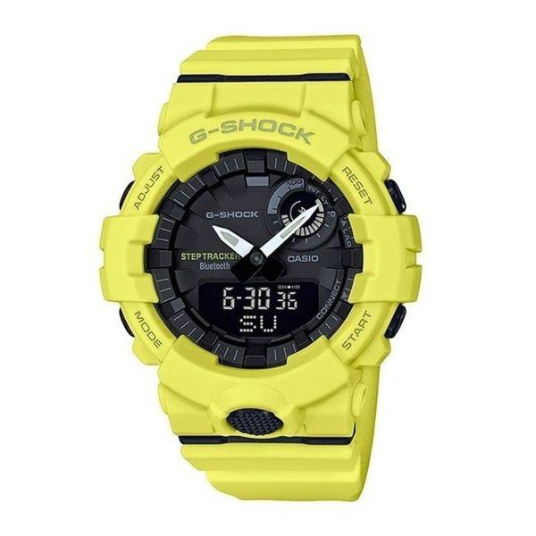 Casio g  shock gba 800 9aer zolty limonkowy licznik krok%c3%b3w gwarancja polska orygina%c5%82 autoryzowany sprzedawca gba8009aer