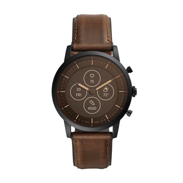 Meski smartwatch fossil ftw7008 hybrydowy gwarancja autoryzwany sklep