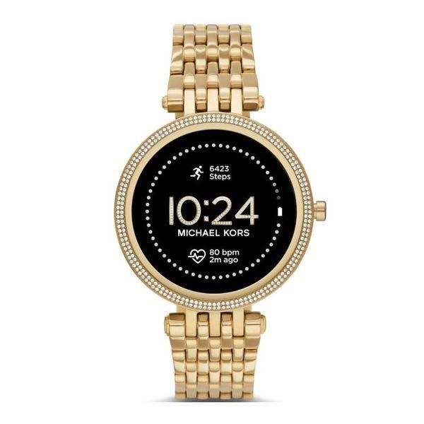 Smartwatch michael kors darci zloty generacja 5e najnowszy mkt5127 gwarancja polska dystrybucja autoryzowany sklep orygina%c5%82