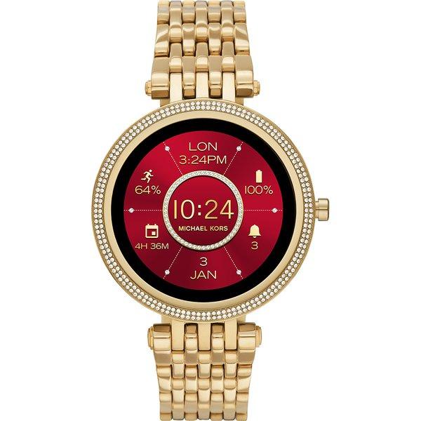 Smartwatch michael kors darci zloty generacja 5e najnowszy mkt5127 gwarancja polska dystrybucja autoryzowany sklep orygina%c5%82 zmiana tarczy