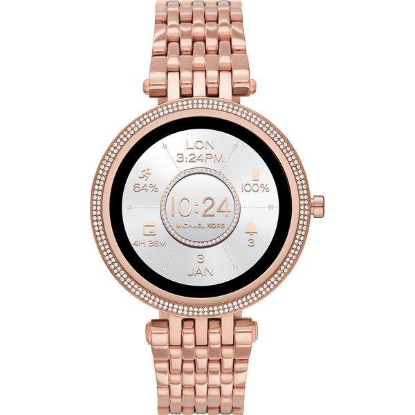 Smartwatch michael kors darci rose gold najnowszy mkt5128 gwarancja orygina%c5%82 autoryzowany sklep z kryszta%c5%82kami zmiana tarczy
