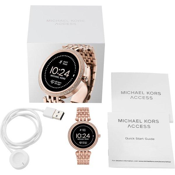Smartwatch michael kors darci rose gold najnowszy mkt5128 gwarancja orygina%c5%82 autoryzowany sklep opakowanie