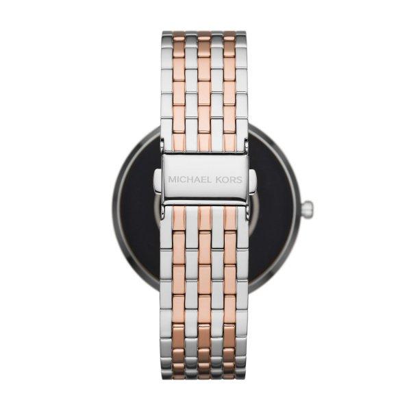 Smartwatch darci michael kors srebrny z rose gold z r%c3%b3zowym zlotem najnowszy mkt5129 bransoleta orygina%c5%82 autoryzowany sklep oficjalny generacja 5e
