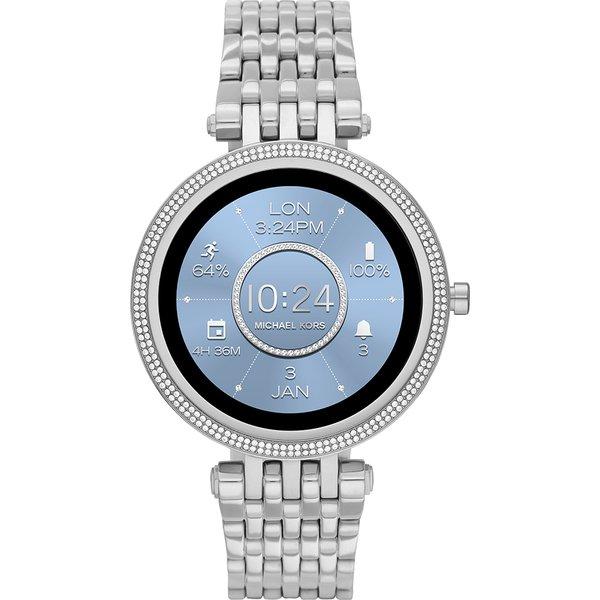 Smartwatch michael kors srebrny darci generacja 5e mkt5126 na bransolecie gwarancja orygina%c5%82 autoryzowany sklep  zmiana tarczy