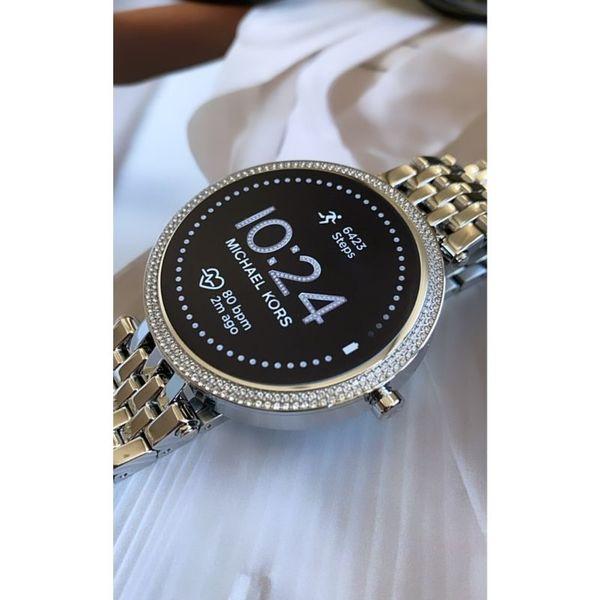 Srebrny smartwatch kors michael darci mkt5126 bransoleta 5 generacja gwarancja autoryzowany sklep polska dystrybucja