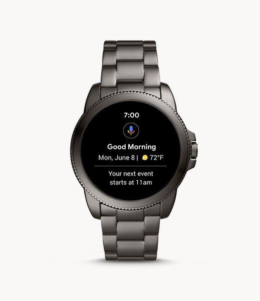 Smartwatch meski fossil 5 generacja funkcje na bransolecie ftw4049 gen 5 e gwarancja autoryzowany sklep  powiadomienia