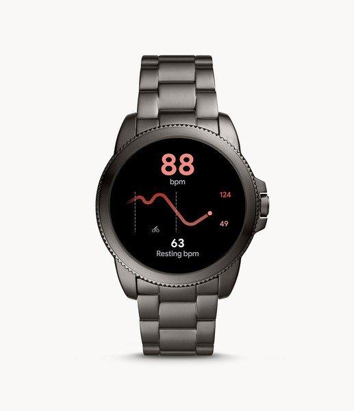 Smartwatch meski fossil 5 generacja funkcje na bransolecie ftw4049 gen 5 e gwarancja autoryzowany sklep  pomiar tetna