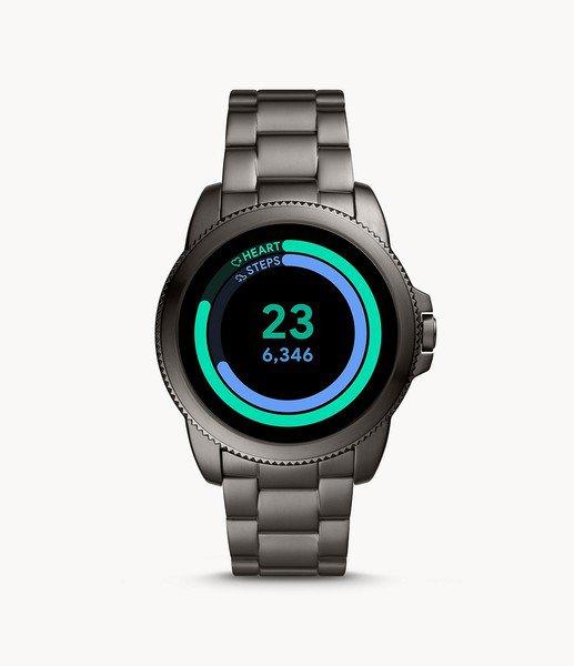 Smartwatch meski fossil 5 generacja funkcje na bransolecie ftw4049 gen 5 e gwarancja autoryzowany sklep  google wear