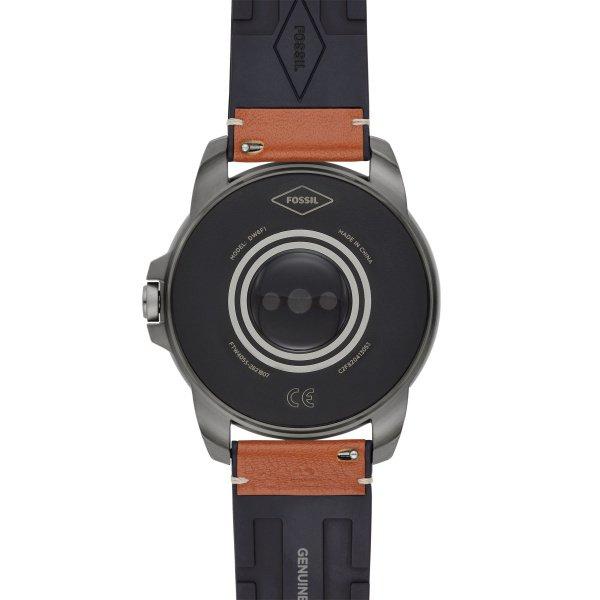 Smartwatch m%c4%99ski fossil 5 generacja najnowszy na pasku ftw4055 platnosci zblizeniowe nfc bateria