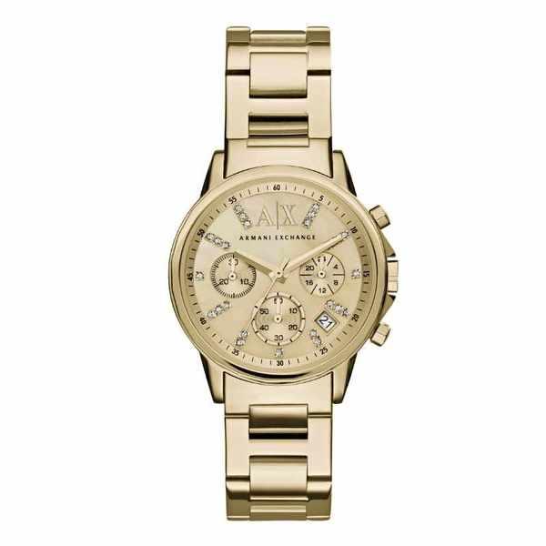 Ax4327 zegarek damski armani exchange lady banks